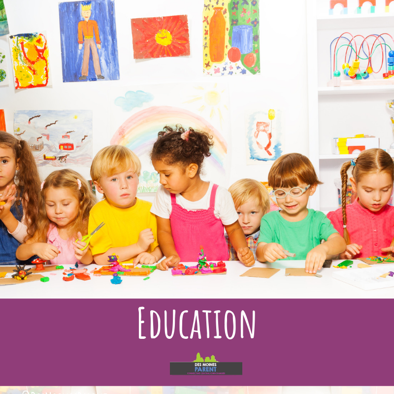 Education, libraries, daycares