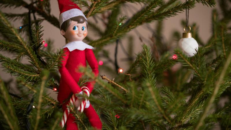 24 Days of Elf on the Shelf Hacks