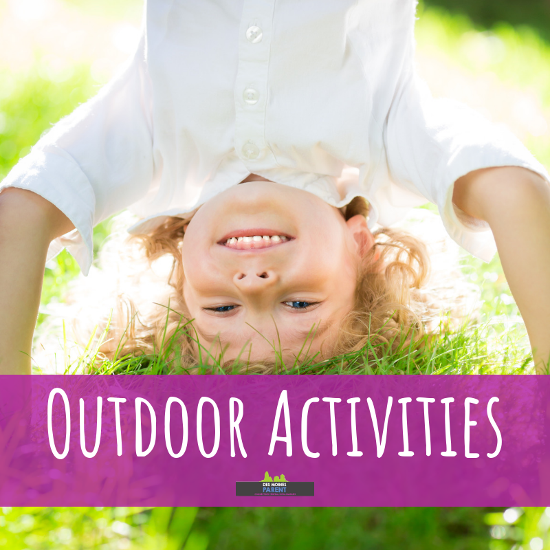 Outdoor, Activities, Des Moines, Midwest