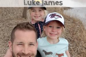 Luke James, Des Moines Parent Spotlight, Madhouse Parents