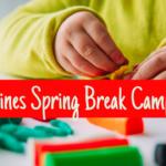 Spring Break Camps, Spring Break 2020, Spring break Des Moines, Des Moines, Iowa. kids camps, Des Moines kids