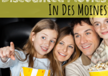 Discounted movies, Des Moines, Iowa, Movie Theaters