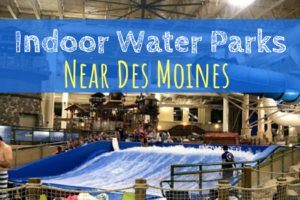 Indoor water parks, Des Moines, Midwest