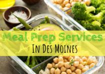 Meal Prep, Des Moines, Meal preparation services