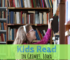 Kids Read, Grimes, Iowa