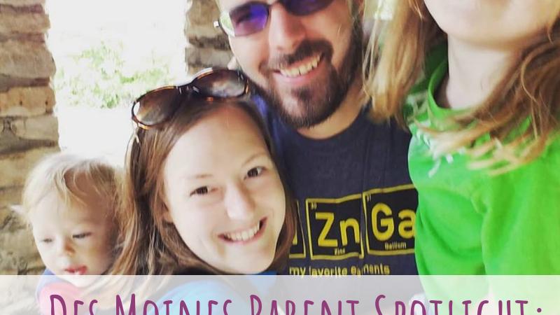 Des Moines Parent Spotlight: Amanda Arnold