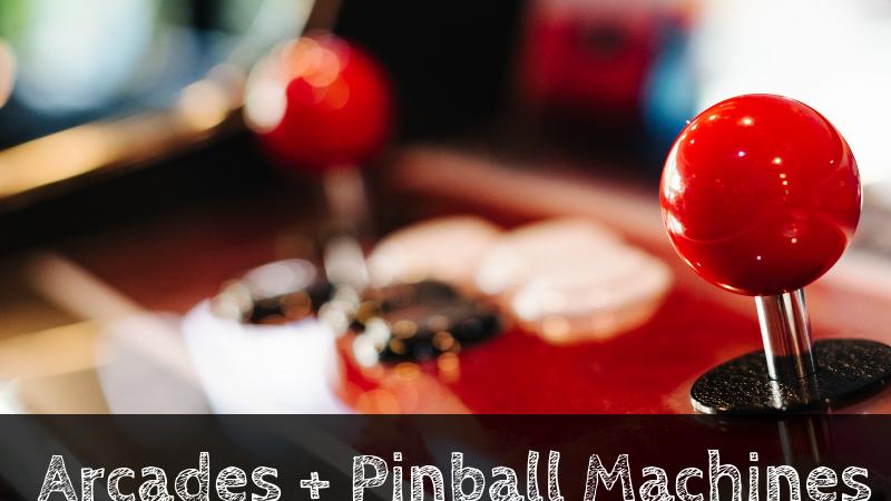 Des Moines Arcades & Pinball Machines