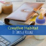 Creative Habitat, Working moms, Des Moines, Iowa