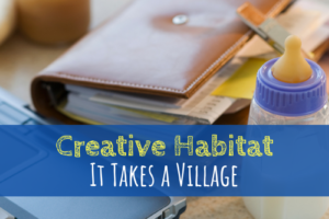 Creative Habitat, Working moms, Des Moines, Iowa