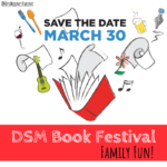 DSM Book Festival 2019: Family Fun!