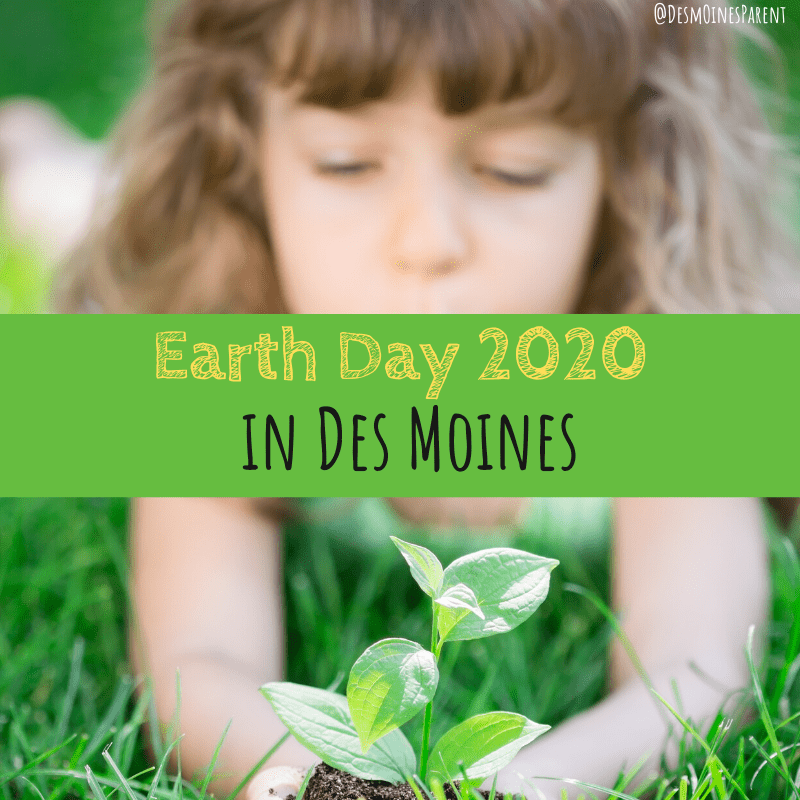 Earth Day in Des Moines