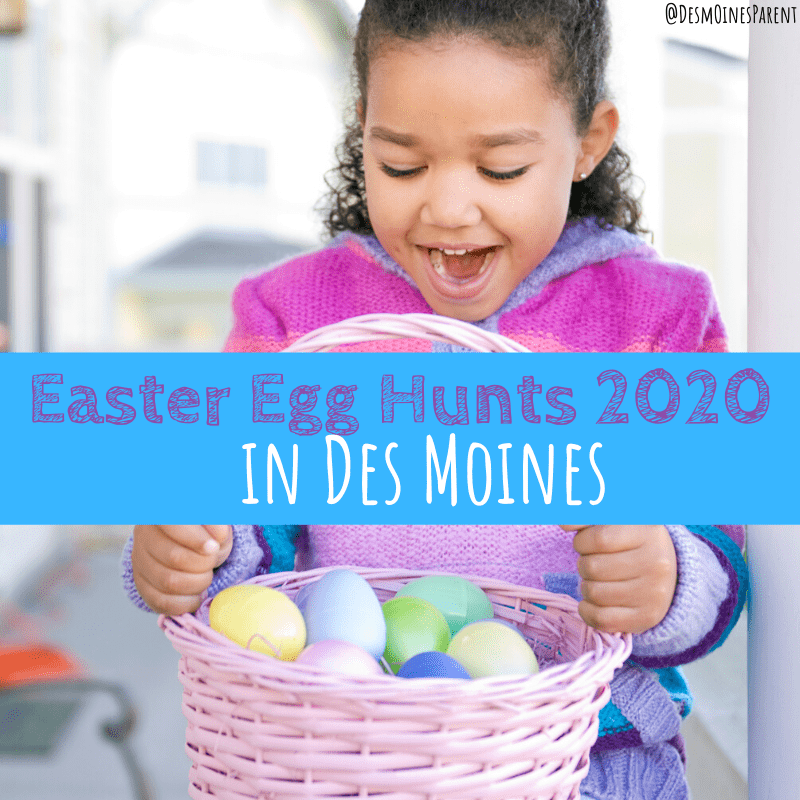 Easter Egg Hunts in Des Moines