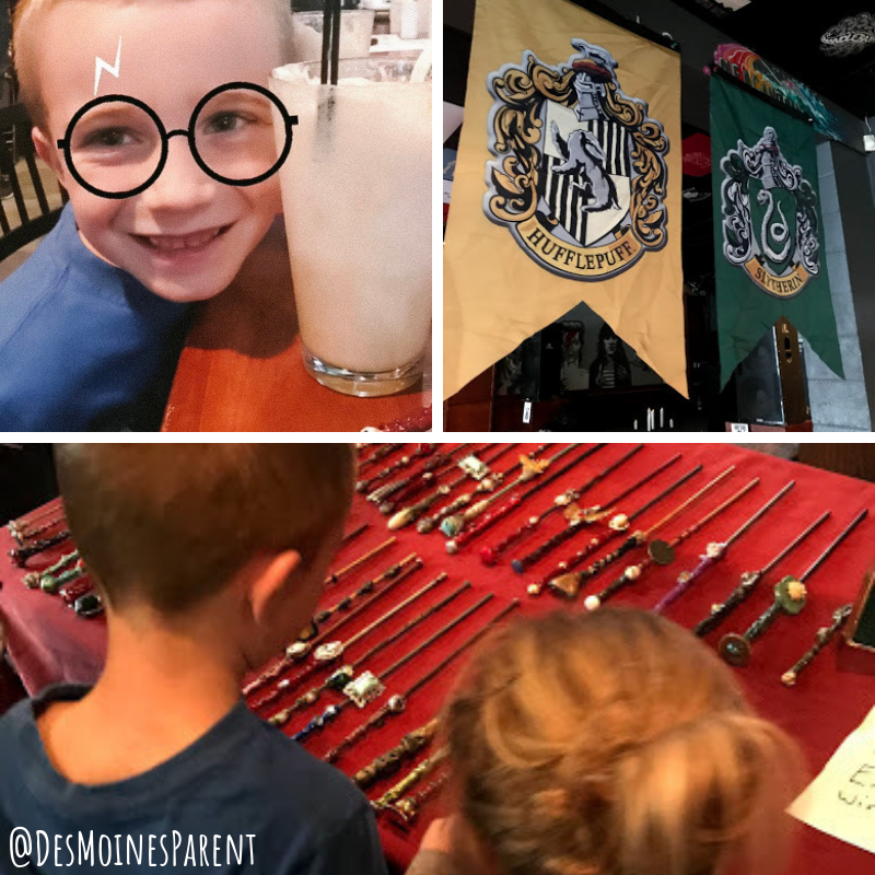 Harry Potter, Yoga, Yoga with Jayla, Des Moines
