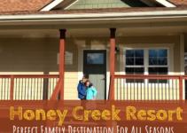 Honey Creek Resort, Iowa, Family trip