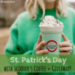 St. Patrick's Day with Scooter's Coffee + Giveaway!