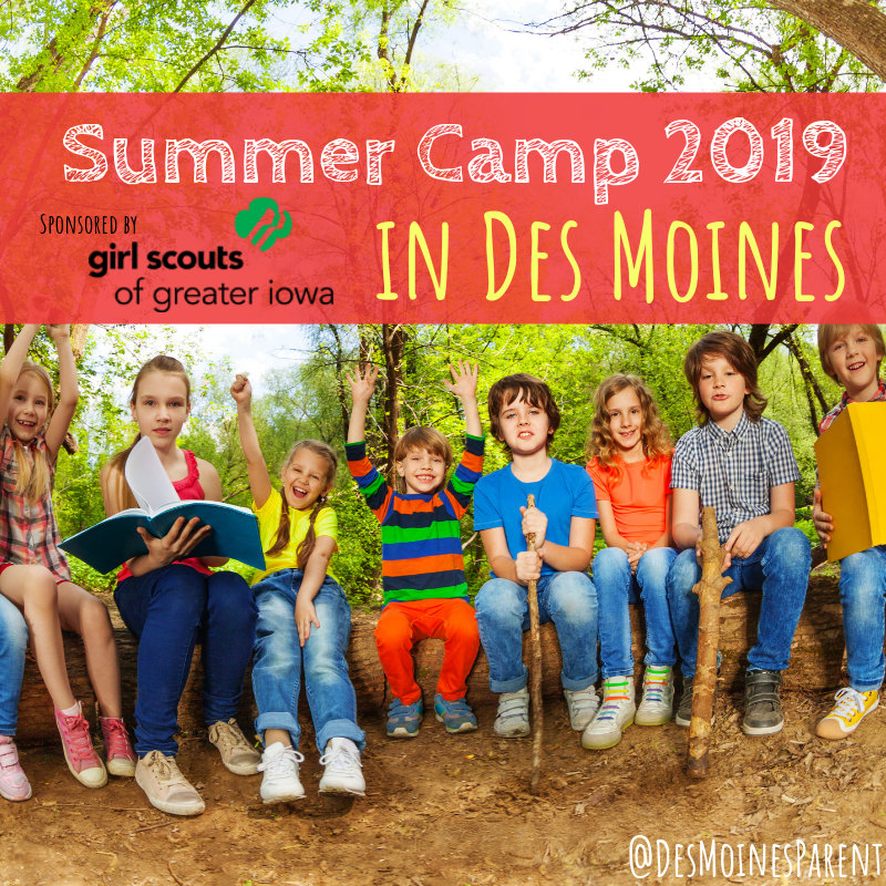 Des Moines, Iowa, Summer Camp