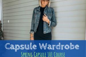 Capsule Wardrobe, Sarah Kelly, The Haute Homemaker