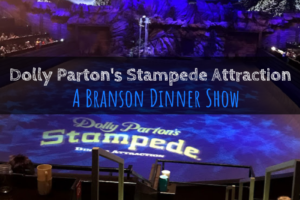 Dolly Parton's Stampede Dinner Attration, branson, dinner show, Missouri