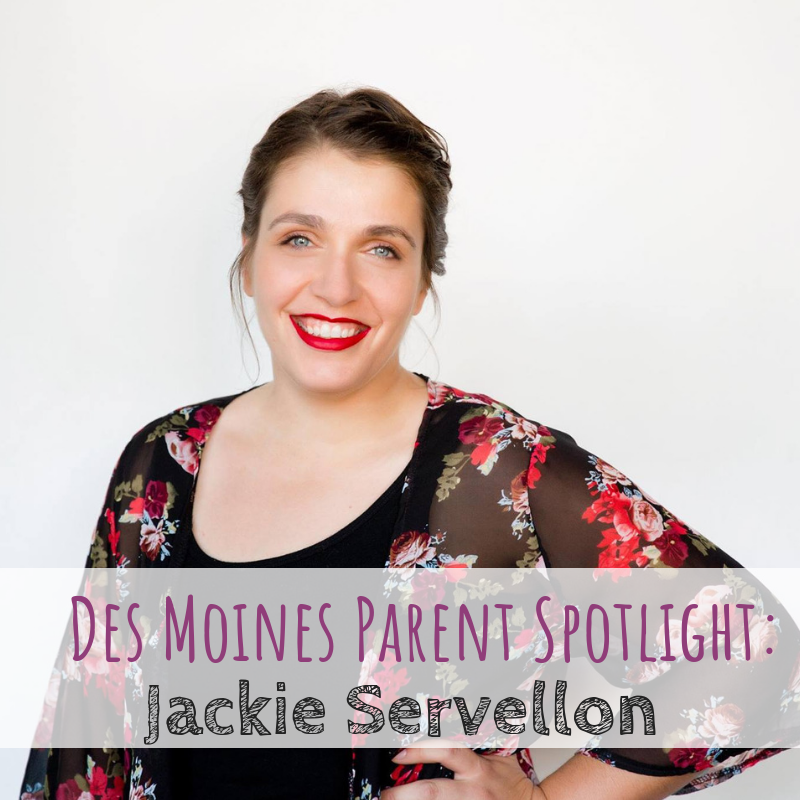 Des Moines Parent Spotlight, Balloon Bar DSM, Des Moines, Jackie Servellon