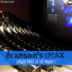 Watch a Movie on the Branson IMAX Screen