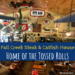 Fall Creek Steak & Catfish House | Home of the Tossed Rolls