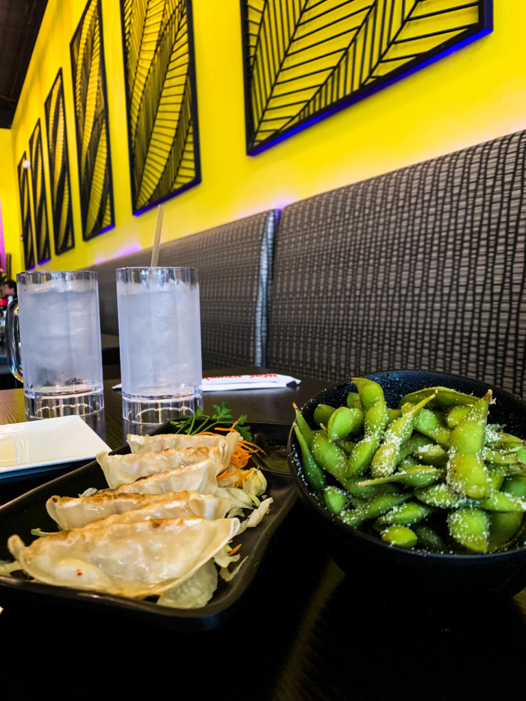 Dining with kids in Des Moines, Iowa. A review of Hama Ramen with kids.