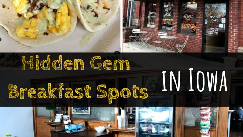 Hidden Gem Breakfast Spots in Iowa