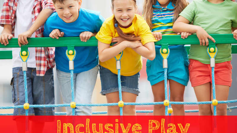 How to Encourage Inclusive Play In Your Neighborhood