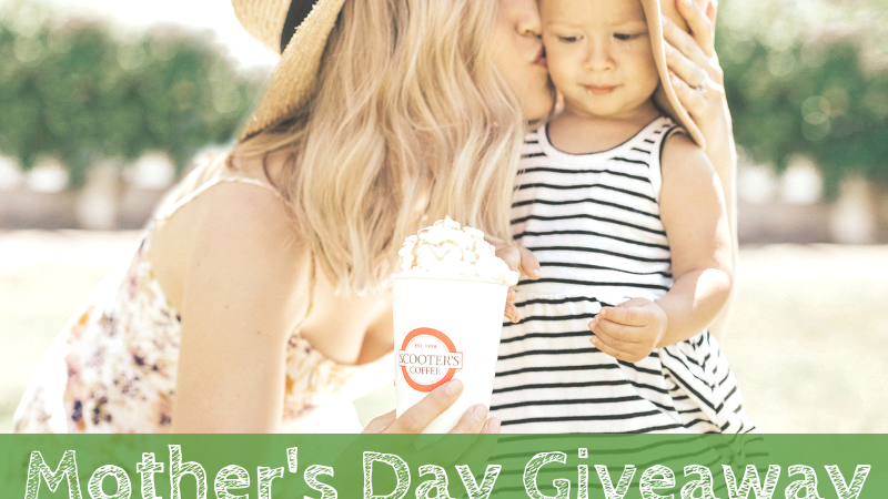 Give The Gift of Caffeine This Mother's Day | Scooter's Gift Card Giveaway!