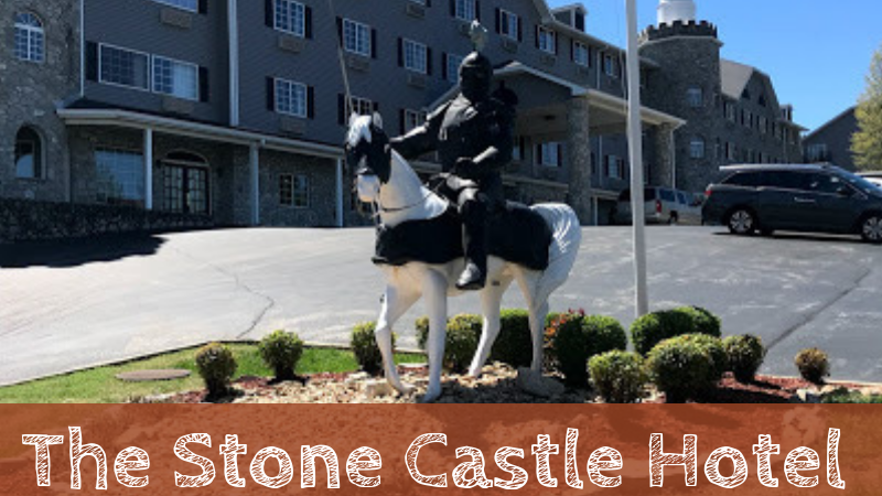 The Stone Castle Hotel | Best Branson Lodging in Town
