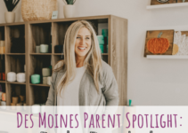 The Knotty Nail, Des Moines Parent Spotlight, Becky Pospisal, DIY