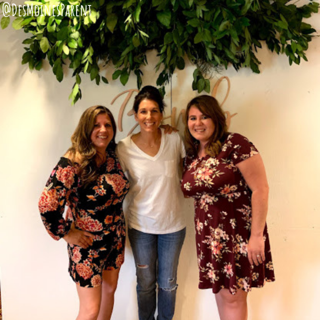 The Bomb Mom Getaway created by Dani Gohr, founder of the Catch this Mama Podcast is a weekend for moms to bloom with grace. Located in Central Iowa.