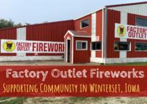 fireworks, Factory Outlet Fireworks, Winterset, Iowa