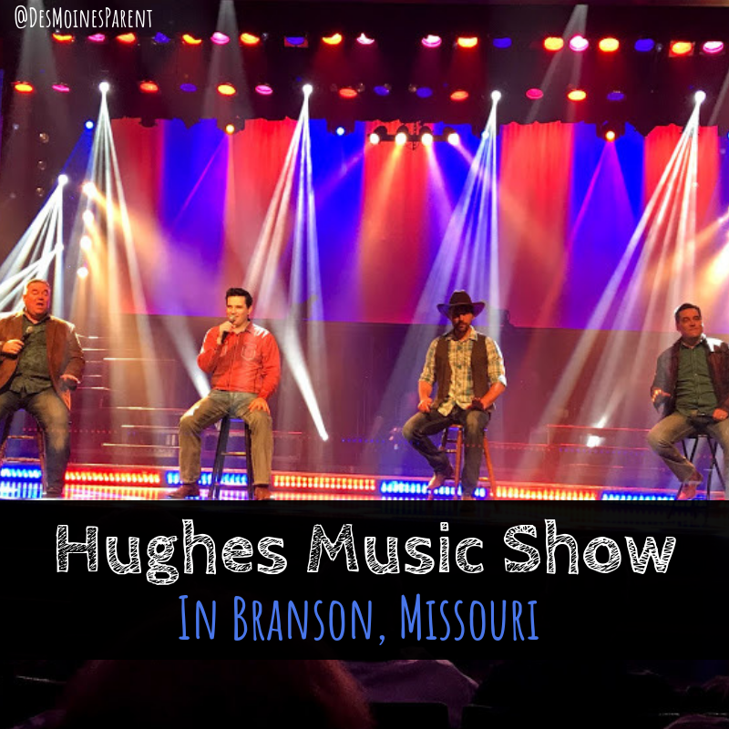 The Hughes Music Show in Branson