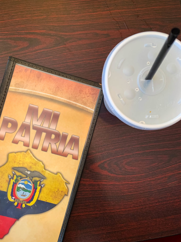 Dining with kids in Des Moines, Iowa at Mi Patria.
