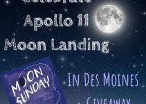 Moon Sunday, Apollo 11 Moon Landing, Des Moines, Iowa,