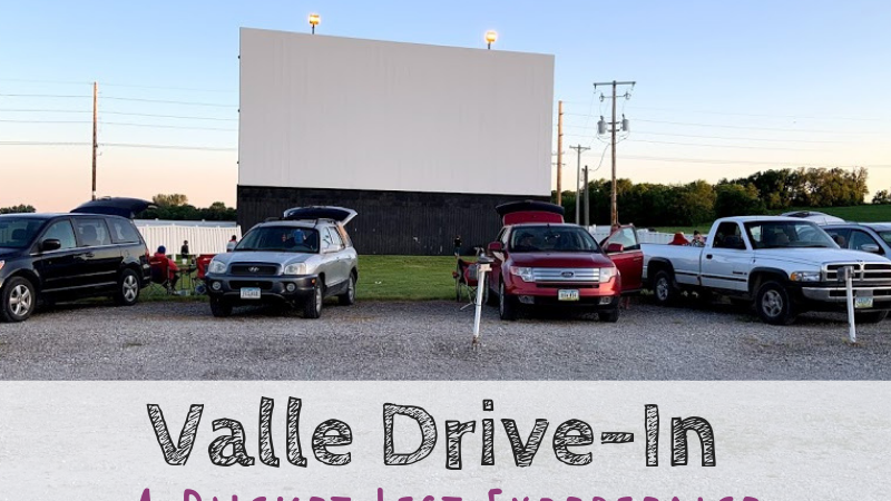 A Bucket List Experience at the Valle Drive-In