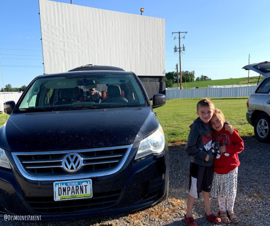 Visit one of five drive-in theater located in Iowa at the Valle Drive-In in Newton, Iowa. A bucket list experience for the entire family!
