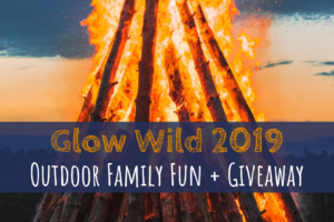 Glow Wild, Glow Wild 2019, Jester Park, Jester Park Nature Center, Polk County Conservation, giveaway