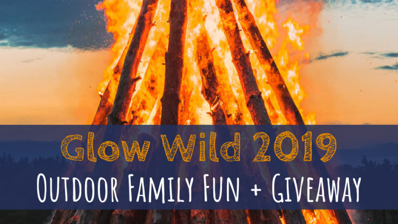Outdoor Family Fun at Glow Wild 2019