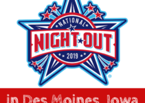 National Night Out in Des Moines, National Night Out, Des Moines, Iowa, Urbandale Police Department, Des Moines Police Department
