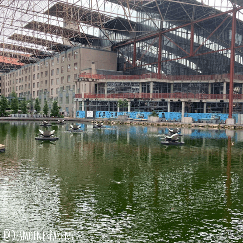 Behind the scenes look at the future St. Louis Aquarium at the St. Louis Union Station Family Entertainment Complex in St. Louis, Missouri.