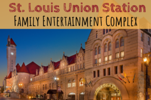 St. Louis Union Station, St. Louis Aquarium, St. Louis, Missouri, St. Louis Union Station Family Entertainment Complex