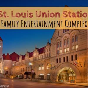 St. Louis Union Station, St. Louis Aquarium, St. Louis, Missouri, St. Louis Union Station Family Entertainment Complex