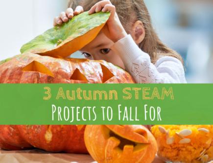 Autumn, STEAM, fall activities, Autumn activities, pumpkins, pumpkin seeds, fall books