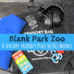 Blank Park Zoo | A Sensory-Friendly Place in Des Moines