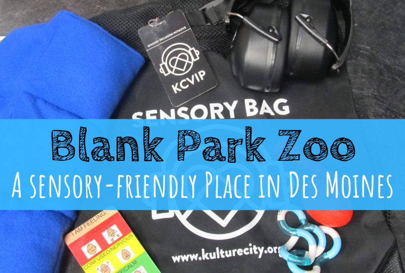 Blank Park Zoo, Des Moines, Iowa, sensory-friendly, outdoors, iowa