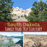travel, road trip, South Dakota, family road trip, South Dakota itinerary, Rapid City, Sioux Falls, Mount Rushmore, Devils Tower, Falls Park, The Badlands, Black Hills