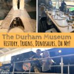 The Durham Museum, Omaha, Nebraska, travel, Railroad Days, Union Pacific, history, trains
