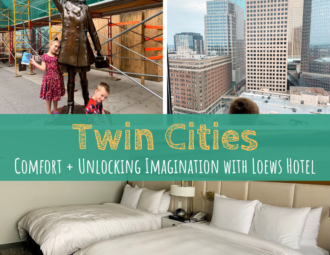 Loews Hotel, Loews Loves Families, Twin Cities, Minneapolis, Como Zoo, Como Town, Mills City Museum, Minnehaha Falls, road trip, family travel, Midwest travel